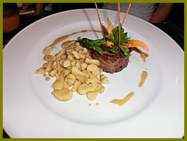 9th floor restaurant for Parquet special cuisine