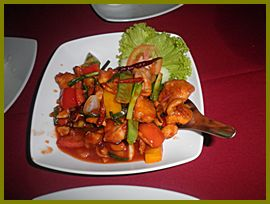 Thalaytong Seafood - Chicken & Vegetables