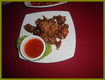 Thalaytong Seafood - Soft shell crab - best in Phuket!
